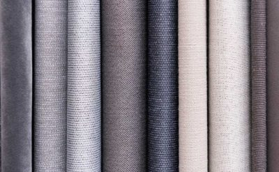 fabric texture selection