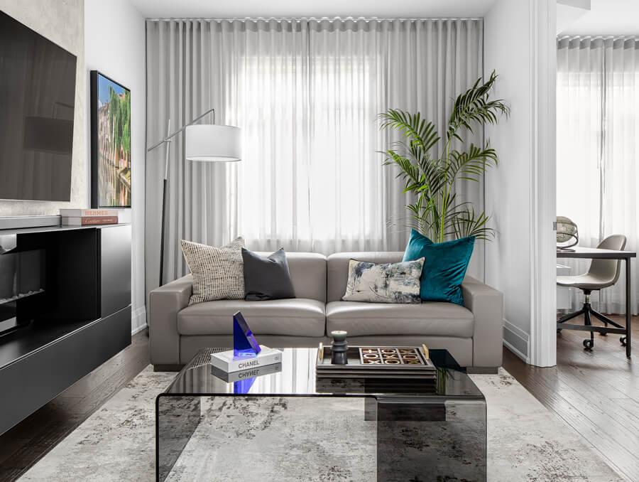 Italian Modern Living Room